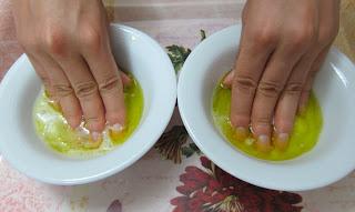 وصفة طبيعية ممتازة لتقوية وتنعيم الأظافر