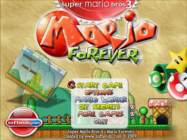 Mario forever pc game Crack Download
