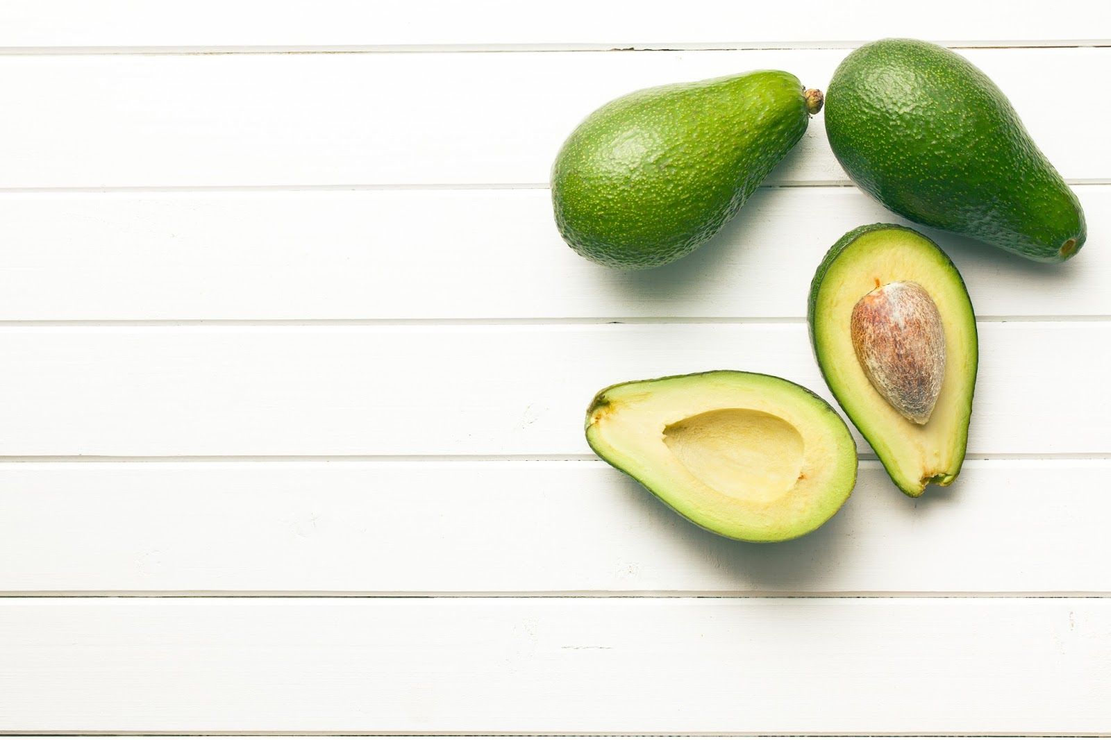 Make your own avocado hair mask