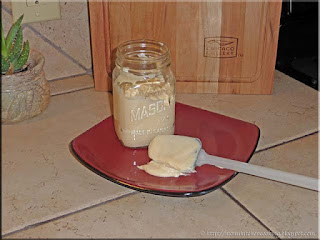 homemade MiracleWhip clone recipe