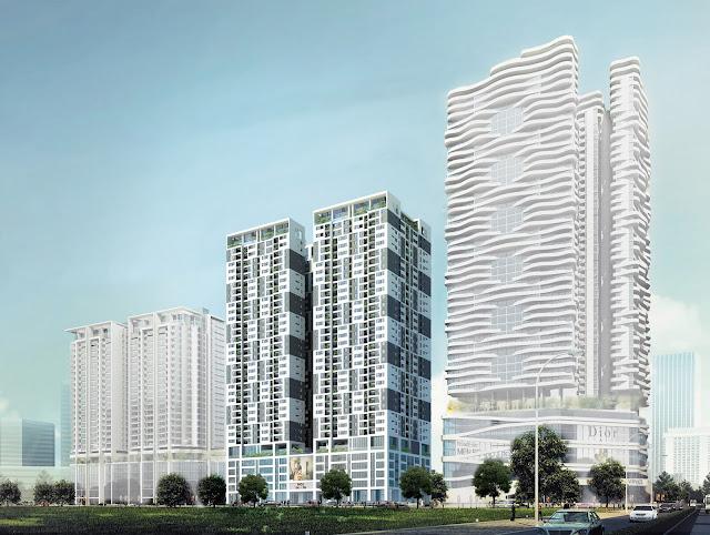 Giới thiệu tổng quan chung cư Phú Mỹ Complex Ngoại Giao Đoàn