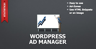 Wordpress Ad-Manager Plugin