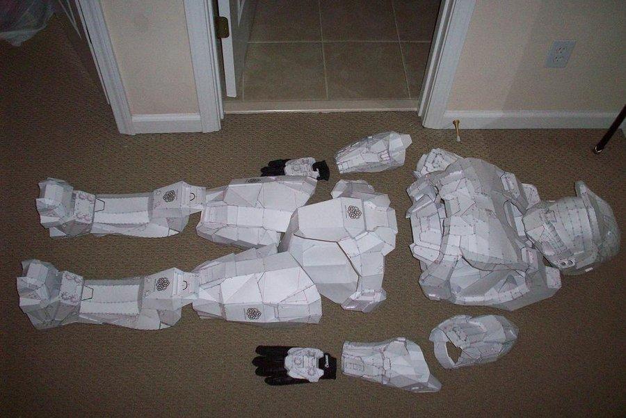 Crea tu propia armadura de Halo