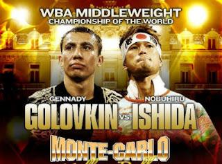 Gennady Golovkin vs Nobuhiro Ishida