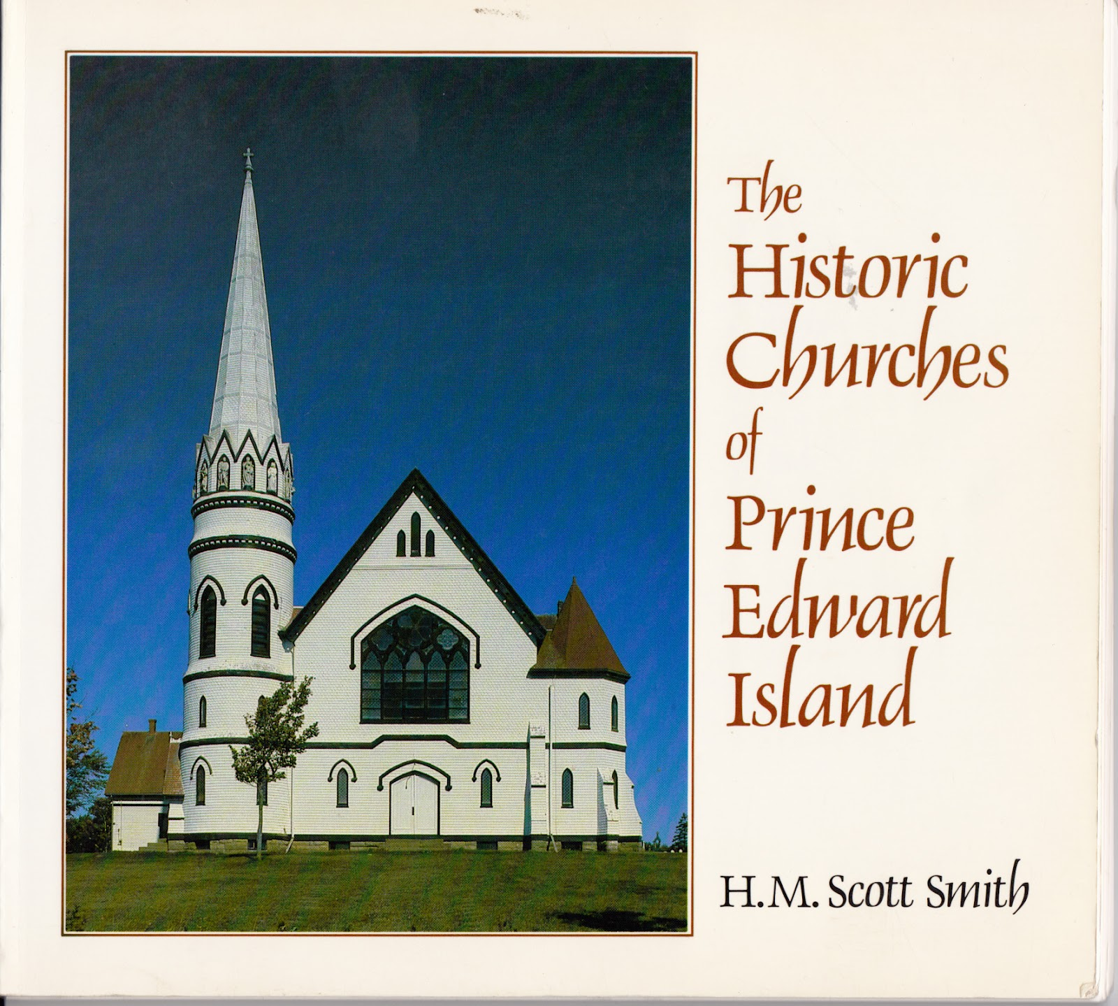 a review of hm scott smiths the historical houses of prince edward island Thanks to all of you for making the 2017 tuna fishing season another memorable and successful year at scott best prince edward island the house sits on a.