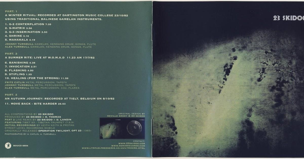 Hafler Trio, The / Ditterich Von Euler-Donnersperg / Kontakt Der Jünglinge - Untitled