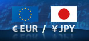 تحليل EUR/JPY اليوم الخميس 28-1-2016