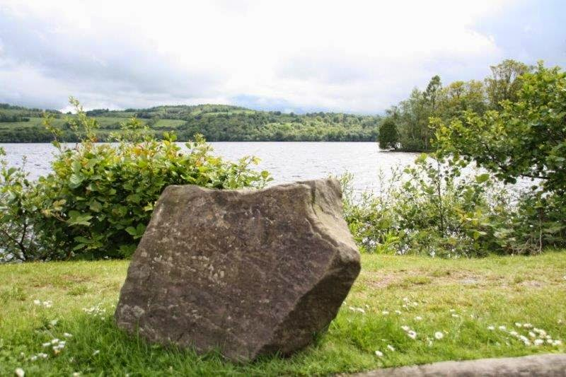 Lago Loch Lomond, Escocia