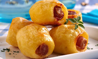 batata assada com bacon