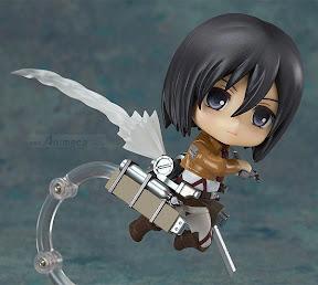 Mikasa Ackerman shingeki no kyojin Figure