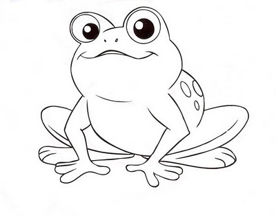 ranas y sapos para colorear quizs tambin le interese