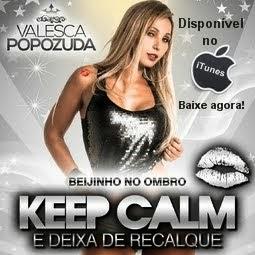 """Baixe """"Beijinho no Ombro"""" pelo iTunes"""