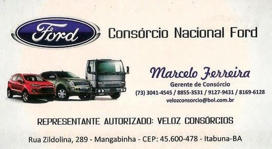 CONSÓRCIO FORD - MARCELO