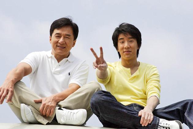 Hong Kong, Hiburan, Artis Hong Kong, Jackie Chan, Akui, Anaknya, Jaycee Chan, Mengecewakannya