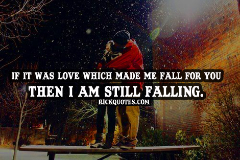 falling in love quotes falling in love quote