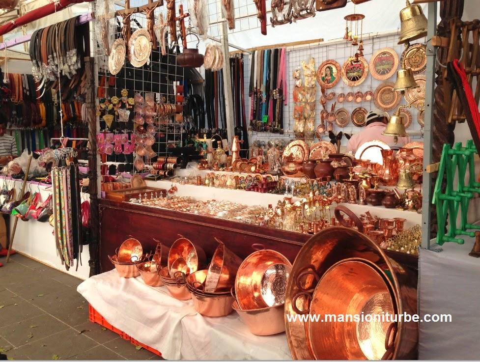 Tianguis Artesanal de Semana Santa en Pátzcuaro