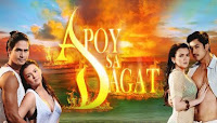 Apoy sa Dagat  - Pinoy TV Zone - Your Online Pinoy Television and News Magazine.