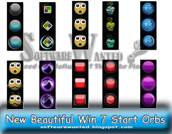 start button icons for windows 7 free