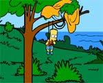 Solucion Bart Simpson Island Escape Guia