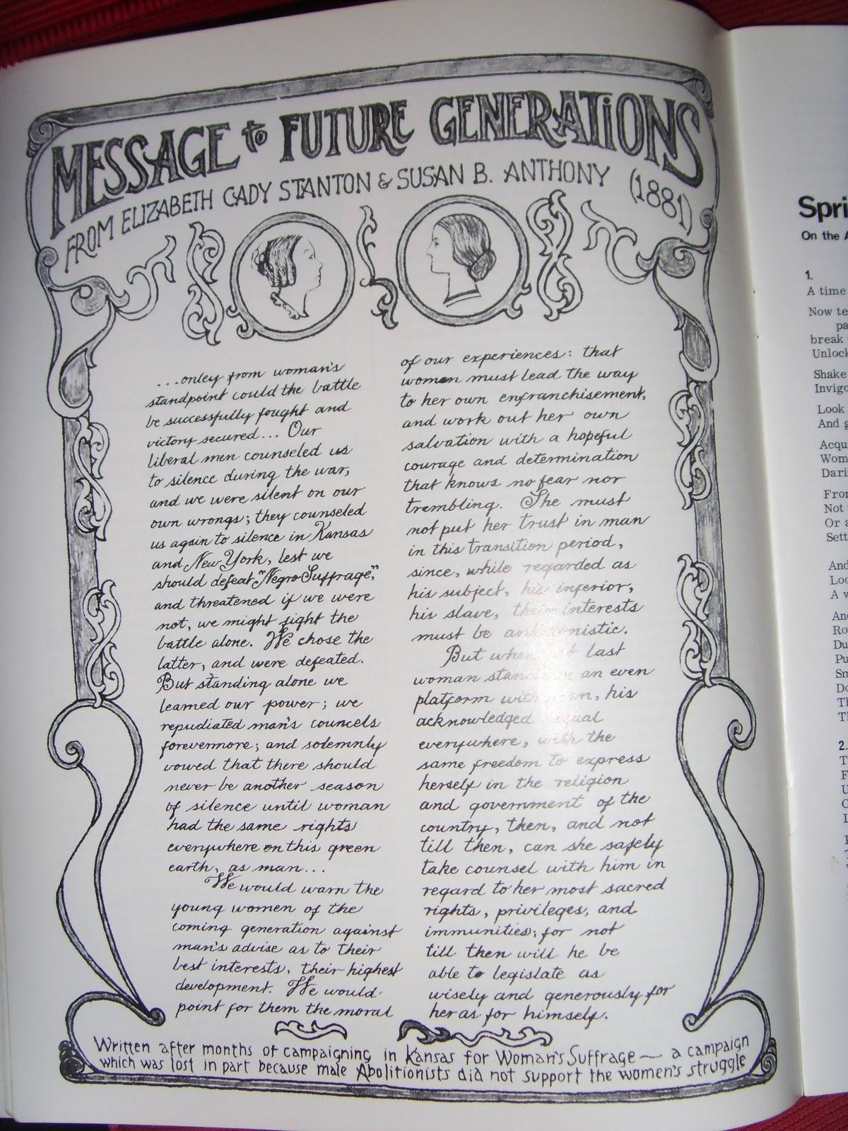 Did angelina grimke write a manual