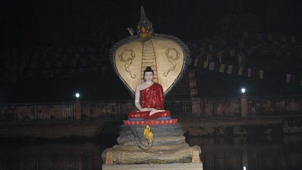Mucalinda, Bodh Gaya