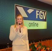 Lançamento do Canal FGV on Line.