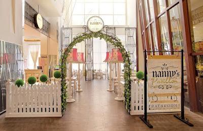 Nanny's Pavillon