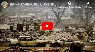 Aurel Gheorghe 🔴 SEMNELE VREMURILOR, NOIEMBRIE 2018, actualizare