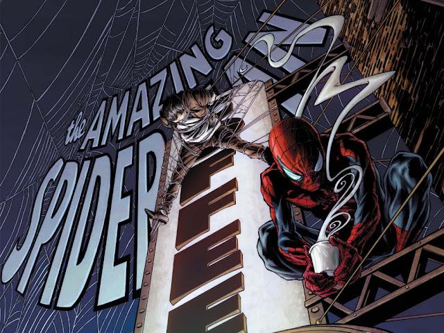 THE AMAZING SPIDERMAN (Movie Trailer)