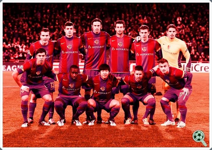 Times de que Gostamos  Basel 2011-2012 7dbbabe2a4ac3