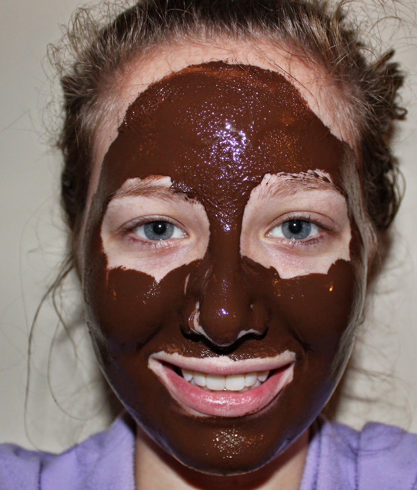 Montagne Jeunesse Hot Chocolate Masque Selfie