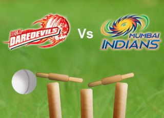 Delhi Dare Devils vs Mumbai Indians