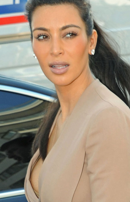 Kim Kardashian nip slip photo?