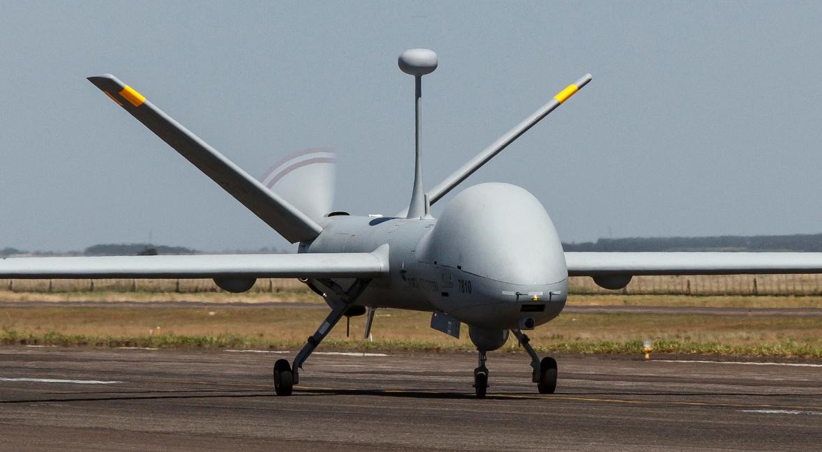Hermes 900 Fuerza Aerea Colombiana UAV