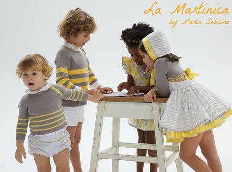 Modelos Inspiración Niños  - Magazine cover