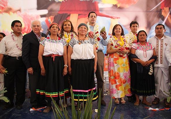 10 mdp para el desarrollo de los Pueblos Indígenas