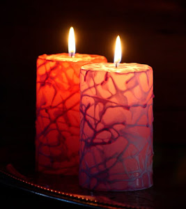 Kalevantulen kynttilöiden lumoissa!