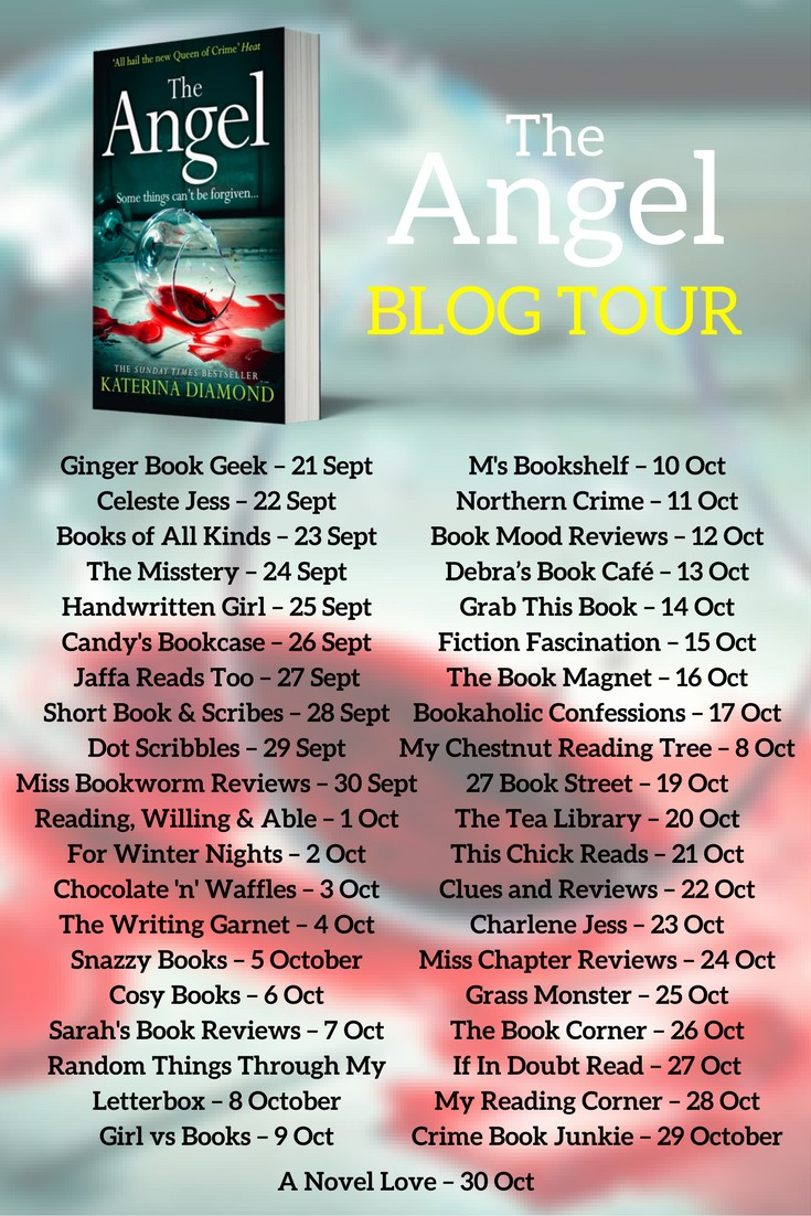The Angel blog tour