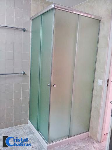 Mamparas Para Baño Fv:Cristal Chafiras: Mampara de baño y ducha Tipos habituales en