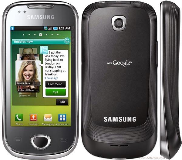 Samsung I5801 Firmwares