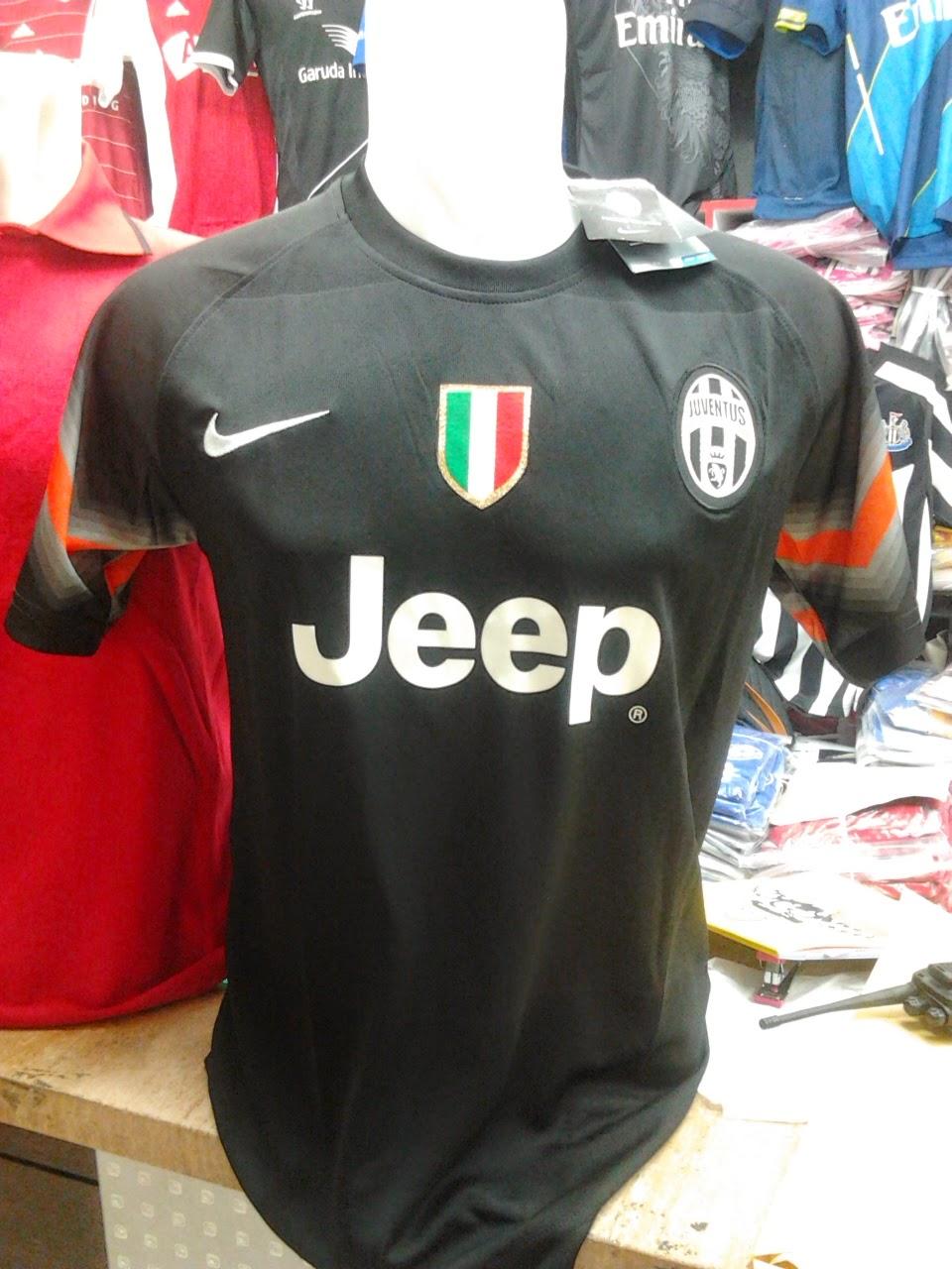 Jual Jersey Kiper Juventus Murah