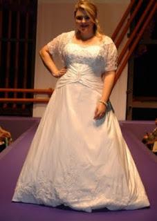 modelos de vestidos de casamento para gordinhas