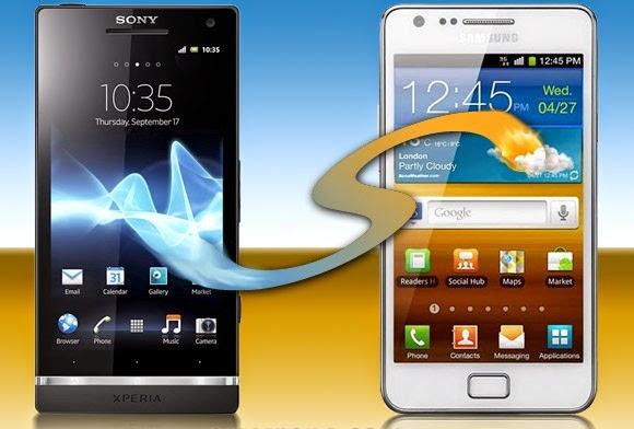 Samsung Galaxy V & Samsung Galaxy Young 2 : HP android Kitkat murah