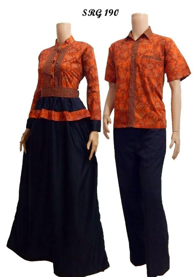 ModelBaju24 Model Baju Batik 2016 Terbaru
