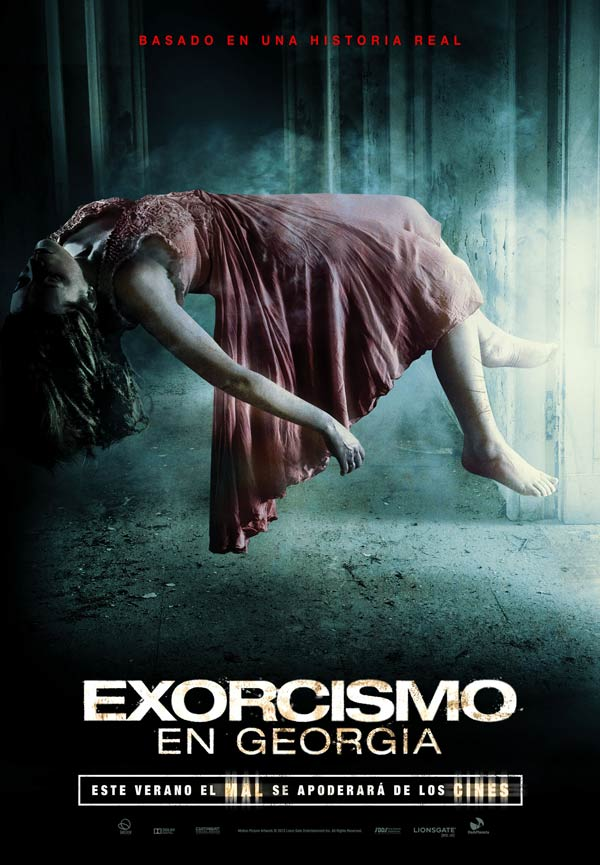 Exorcismo en Georgia (2013)