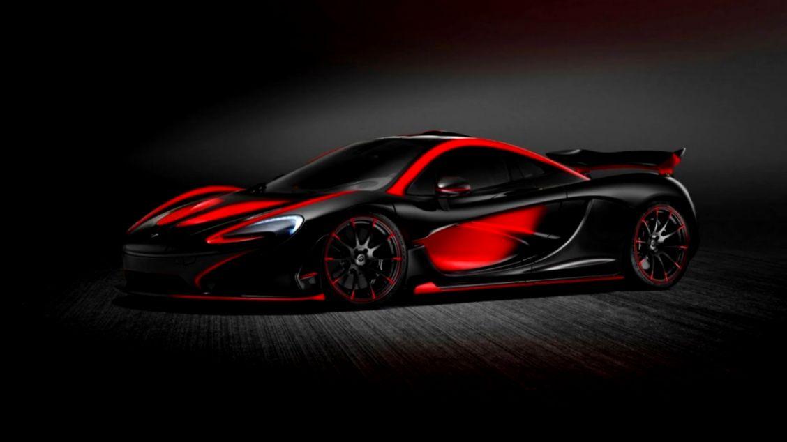 The Week in Luxury Cars McLarens Million Dollar P1 Porsches