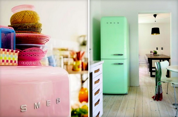 MELODY EATS THE WORLD: SMEG Vintage