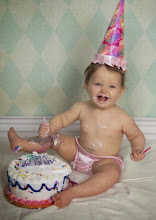 Our Baby Girl is One!