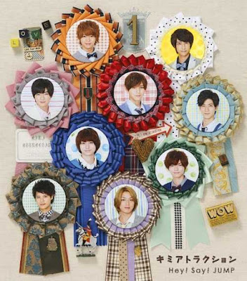Hey!Say!JUMP - キミアトラクション MP3 RAR Download