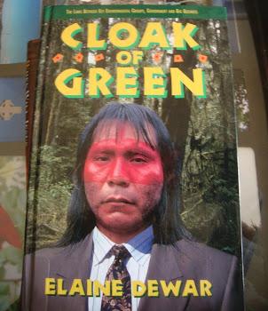"""Cloak of Green"" by Elaine Dewar [1995]"